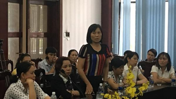 """Bà Rịa - Vũng Tàu: Điều tra nghi vấn trường mầm non bị """"tố"""" cho trẻ ăn cơm mốc, đầu cá"""