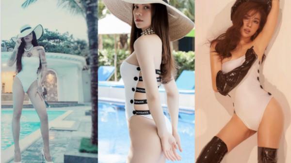 Điều gì sẽ xảy ra khi Hồ Ngọc Hà, Khả Như, BB Trần diện cùng 1 kiểu bikini?