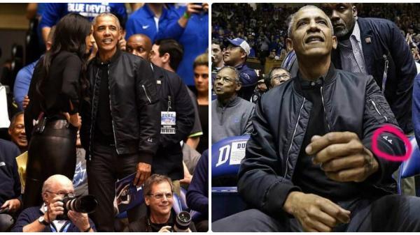 Cựu Tổng thống Mỹ diện bomber vờ làm khán giả và cái kết: Đừng bao giờ xem thường một ai