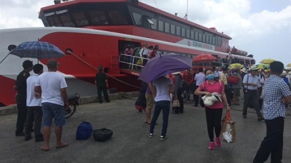 Về thông tin thu phí du khách đến huyện đảo Côn Đảo ( Bà Rịa – Vũng Tàu): Thu phí để du khách có trách nhiệm hơn (?!)