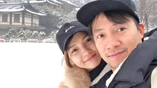 Vợ 9X của rapper Tiến Đạt đã mang thai 3 tháng