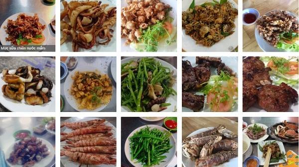 """""""Lục tung"""" địa chỉ các quán ăn ngon ở Vũng Tàu cho chuyến du lịch thêm phần trọn vẹn"""