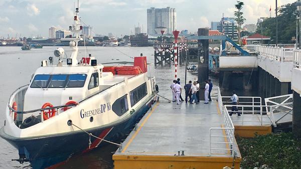 Lần đầu tiên có tuyến tàu cao tốc TP.HCM-Cần Giờ-Vũng Tàu