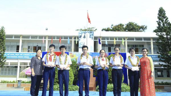 TP. Vũng Tàu: Thủ khoa hai điểm 10 trong mùa tuyển sinh chuyên Lê Quý Đôn