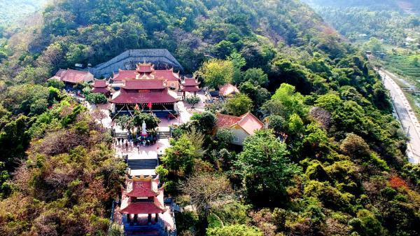 Chiêm ngưỡng Vân Sơn Tự tại Côn Đảo, Bà Rịa- Vũng Tàu - ngôi chùa đẹp nhất Việt Nam
