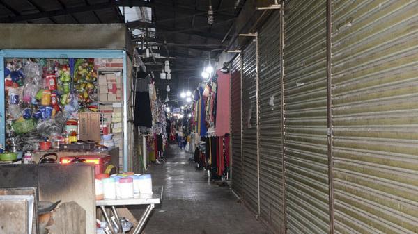 Kinh doanh ế ẩm, tiểu thương chợ Vũng Tàu kêu phí cao