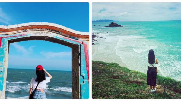"""Giới trẻ lại được dịp """"rần rần"""" vì phát hiện ra cổng trời ở Vũng Tàu, view bãi biển đẹp xuất thần"""