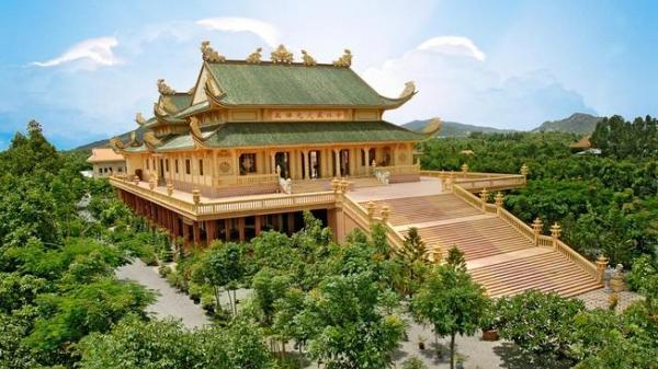 Ghé thăm ngôi Chùa xác lập 4 kỷ lục quốc gia ở Vũng Tàu