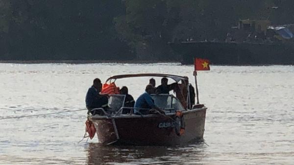 Vụ 3 thợ lặn mất tích khi trục vớt tàu chìm: Tìm thấy thi thể thứ 2