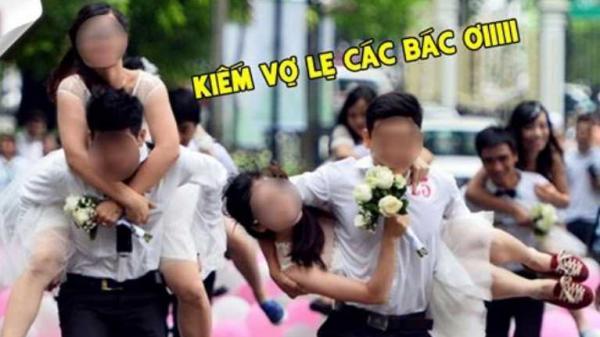 """Năm 2020 sắp tới: 1,4 triệu đàn ông Việt Nam chuẩn bị tinh thần bị """"ế vợ"""""""