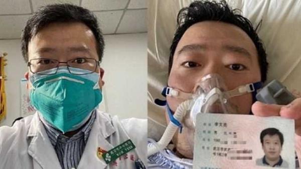 Bác sĩ đầu tiên cảnh báo virus corona qua đời ở tuổi 34