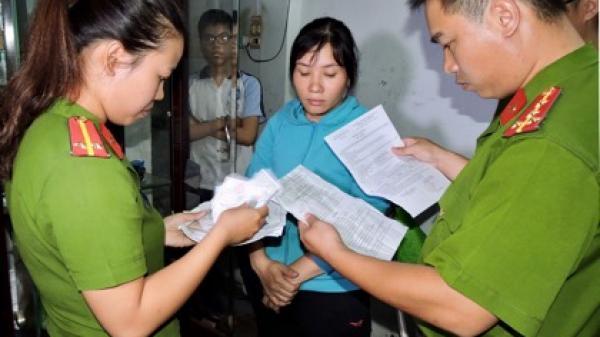 TP.Vũng Tàu: Bắt 2 đối tượng lừa đảo chiếm đoạt tài sản và môi giới hối lộ