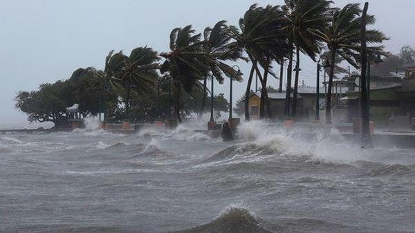 Có khả năng xuất hiện bão trên Biển Đông vào đầu tháng 8