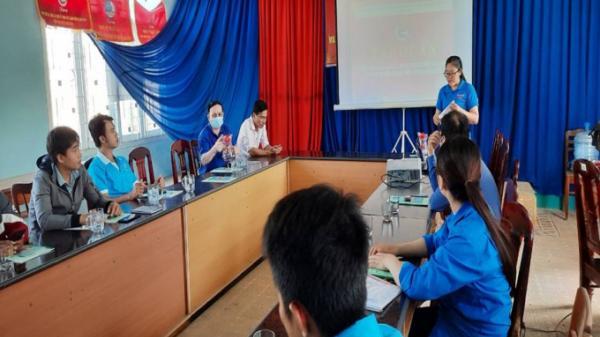 Ninh Thuận: Tập huấn trồng trọt, chăn nuôi cho đoàn viên, hộ nông dân
