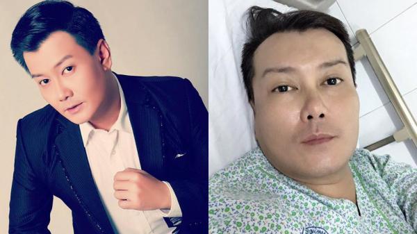 Ca sĩ Tuấn Phương qua đời sau 3 tháng chiến đấu với bệnh viêm màng não để lại cha già