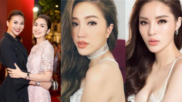 """Sao Việt giống nhau như chị em: có cặp đẹp tự nhiên, có hội bị nghi chung """"lò thẩm mỹ"""""""