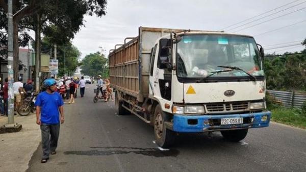 Bà Rịa-Vũng Tàu: Va chạm với xe tải, hai học sinh t.ử v.o.n.g tại chỗ