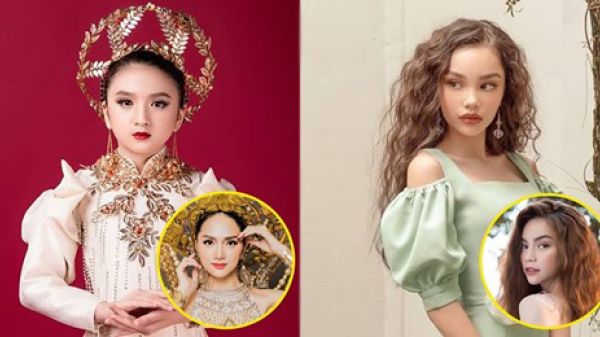 """Bản sao nhí mỹ nhân Vbiz: """"Tiểu Hồ Ngọc Hà"""" mang nhan sắc lai, có bé đẹp như Hoa hậu"""