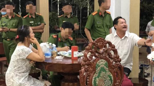 """Bà Rịa - Vũng Tàu: Bắt tạm giam đại gia Thiện """"Soi"""", khám xét căn biệt thự dát vàng"""