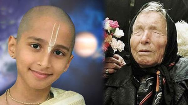 Lời tiên tri đáng sợ của cậu bé Ấn Độ Abhigya Anand về thế giới trong năm 2021