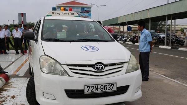 Chấn chỉnh hoạt động đào tạo và sát hạch lái xe tại tỉnh Bà Rịa - Vũng Tàu