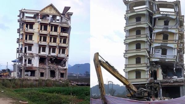 Kết cục bi thảm của 'tòa Keangnam giữa đại ngàn Tây Bắc'