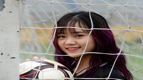 Yên Bái: Hot girl Đại học Bách khoa và niềm đam mê với bóng đá