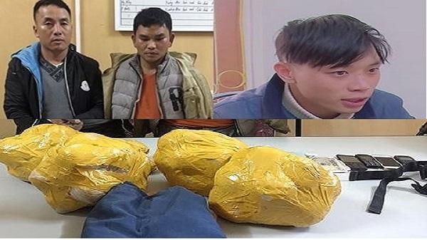 """Bóc gỡ thêm 1 """"mắt xích"""" Yên Bái trong đường dây vận chuyển 20kg thuốc phiện và 3.000 viên ma túy tổng hợp"""