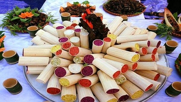 """Ẩm thực độc đáo của đồng bào dân tộc Thái: """"Ăn một lần nhớ trọn một đời"""""""