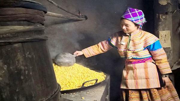 Muốn ăn ngon khi du lịch Yên Bái, nhất định phải thưởng thức những món ăn này của người Mông