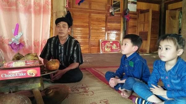 Cận cảnh Tết thầy Tào độc đáo ở vùng cao Yên Bái