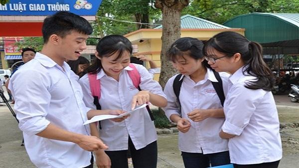 Kỳ thi THPT quốc gia 2017 tỉnh Yên Bái có 15 thí sinh đạt điểm 10
