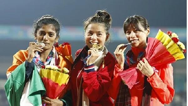 Nguyễn Thị Huyền, cô gái xuất sắc mang tấm Huy chương vàng điền kinh nữ châu Á cho đội tuyển Việt Nam