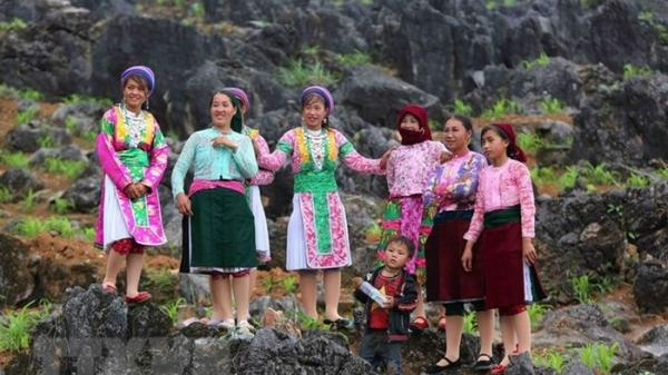 Cận cảnh hình ảnh về Lễ hội Chợ tình Khau Vai 2018 nổi tiếng khắp vùng Tây Bắc