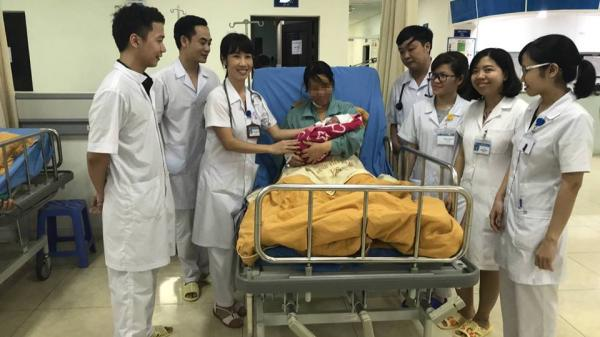 Yên Bái: Cứu sống mẹ con sản phụ bị tiền sản giật nặng do hội chứng Hellp