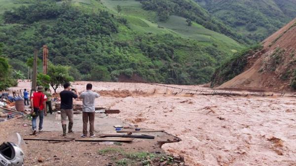 Dự báo thời tiết 31/8: Yên Bái và các tỉnh Tây Bắc có mưa lớn, đối mặt với lũ quét
