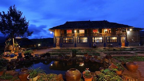 """""""Mu Cang Chai Ecolodge"""" Điểm du lịch sinh thái hấp dẫn tại Hua Khắt - Nậm Khắt - Mù Cang Chải"""
