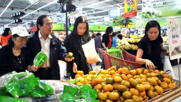 Yên Bái từng bước mở rộng thị trường nông sản
