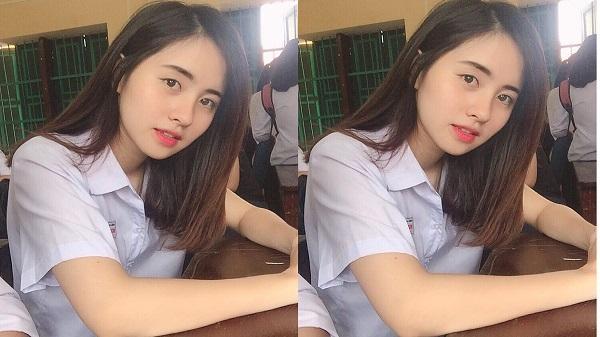 Nữ sinh Yên Bái khiến cộng đồng mạng chao đảo vì ngoại hình xinh đẹp, nhìn nghiêng như Tâm Tít