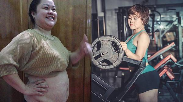 Ngắm loạt ảnh xinh như hot girl, không thể tin nổi cô gái Yên Bái này từng nặng tới 120kg