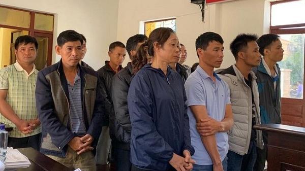 Điện Biên: Triệu tập hàng loạt công an đến phiên xử vụ đ ánh bạc
