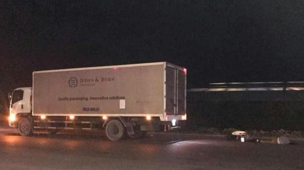 Hải Dương: Va chạm với xe tải, người đàn ông t ử v ong tại chỗ