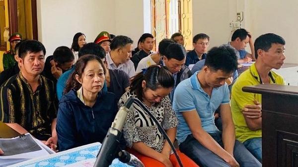 Vụ đánh bạc ở Điện Biên: Nhiều công an khai gì tại tòa?