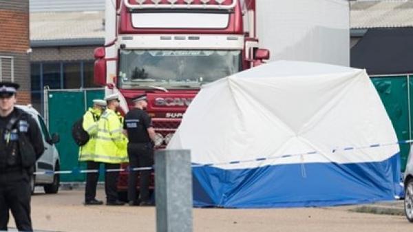 Cảnh sát Anh ra thông cáo chính thức, gửi lời chia buồn tới gia đình 39 nạn nhân