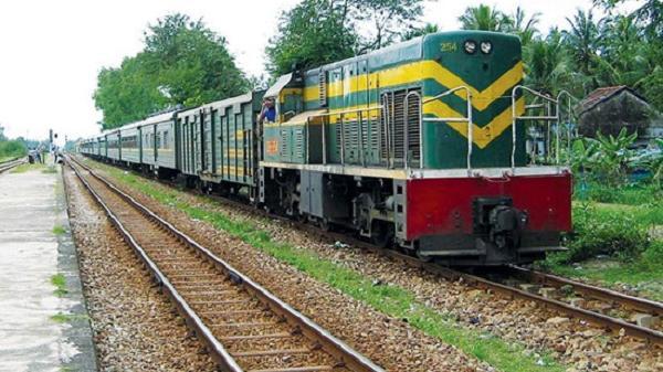 Đường sắt khổ tiêu chuẩn Lào Cai - Hà Nội - Hải Phòng đi qua 5 huyện của Hải Dương