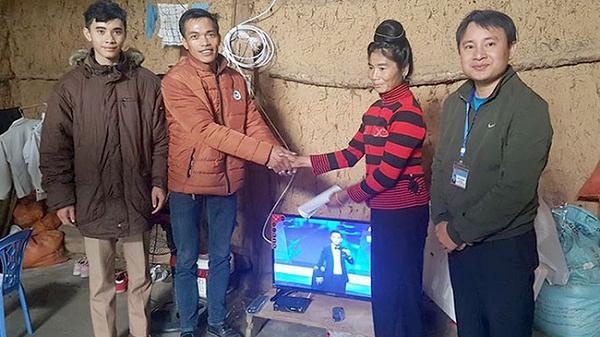 Điện Biên đẩy mạnh giảm nghèo về thông tin và truyền thông