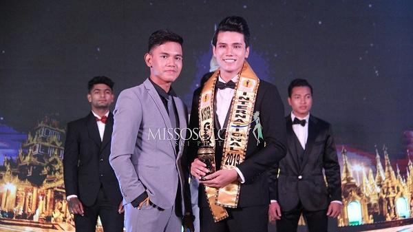 Nguyễn Văn Tuân đăng quang ngôi vị Nam vương Hòa bình Thế giới 2019