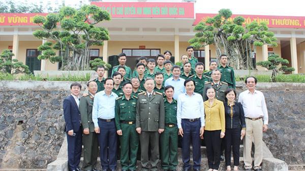 Bộ Công an hỗ trợ xây nhà tình nghĩa cho 1.200 hộ nghèo ở huyện Mường Nhé