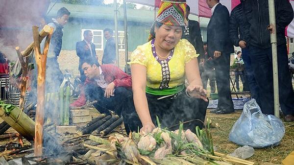 Ðặc sắc ẩm thực Ðiện Biên