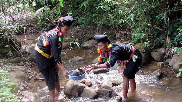 Lễ Mừng cơm mới của dân tộc Si La, Điện Biên